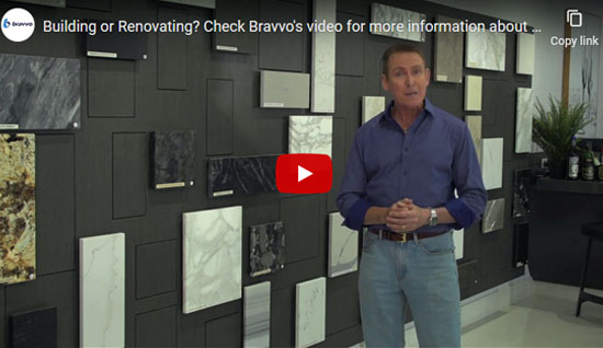 "BRAVVO Showroom on ""Home in WA"""