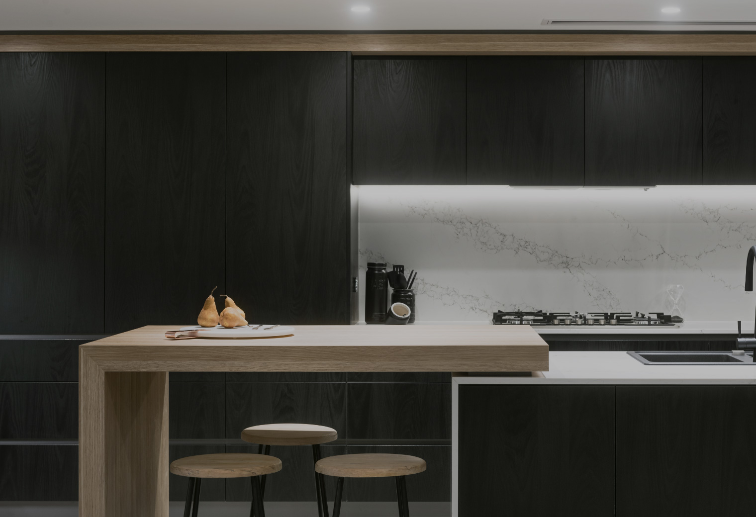 porcelain-stone-display-kitchen-from-bravvo-perth